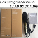 Fashion Hair Straightener Brush 100%Original