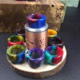 510 Vape Driptip Import Epoxy Resin Drip Tips Fit Colorful Epoxy Drip Tip
