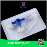 Manufacturer for Sterile or Non-Sterile Threeway Stopcock with Tubing