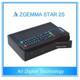 Full HD Zgemma-Star 2s Twin DVB-S2 Satellite Receiver