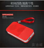 New Private Mould Mini wireless Bluetooth Speaker with Support USB Flash Drive