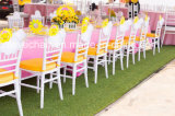 Plastic Chiavari Chair for Kids Party Use