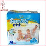Breathable Film Disposable Sleepy Baby Diaper for Wholesale (PEP)