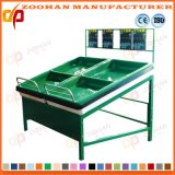 Metallic Vegetable and Fruit Display Stand Rack for Supermaket (Zhv87)