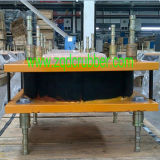 Seismic Isolation of Bridges (lead rubber bearing) Sold to India