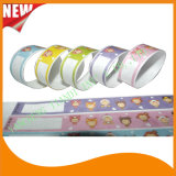 Entertainment Tyvek Customed Cheap Party VIP Paper Wristbands (E3000-1-4)