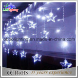LED Chasing Curtain Light Holiday Christmas Outdoor Icicle Lights (OB-CD15-520162)