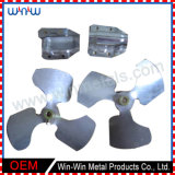 Fan Machine Parts Fabrication Bracket Pressed Punched Metal Stamping Parts