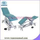 Multi-Position Electric Treatment Table in Three-Section Adjustment