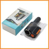 Factory Smart Phone Car Charger Bluetooth MP3 Player Handsfree Car Kit FM Transmitter
