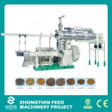 Floating Fish Feed Pellet Machine Aquafeed Extruder