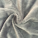 100% Polyester Vertical Jacquard Flannel Fleece
