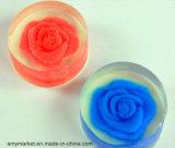 Bamboo Vinegar Crystal Rose Bath Soap Mild Deep Cleaning Toilet Soap Beauty Soap