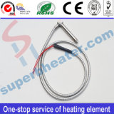 Right Angle 3D Printer Cartridge Heater with Stainless Steel Sleeving