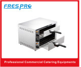 """Countertop Equipment for 12"""" Pizza Baking with Double Chamber"""