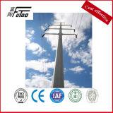 33 Kv 11 M Transmission Line Pole with Galvanized