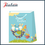 2017 New Design Easter Holiday Shopping Carrier Gift Paper Bag