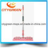 Hot Selling Steel Mop with Microfiber Mophead