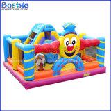 Clown Theme Inflatable Amusement Park for Sale