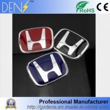 Red Car Acrylic Emblem Jdm Badge Logo for Honda