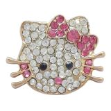 Hotselling Rhinestone Jewelry Shoe Ornament Accessories, Metal Buckle