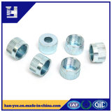 Zinc Plated Straight Knurled Nut for Tube