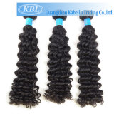Best Deep Curly Brazilian Hair Weave (KBL-BH-CW)