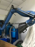 Filter Type Portable Welding Arm Flexible Fume Extraction Arm with Exhaust Hood