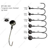 Tungsten-Resin Football Jig Head 08c-063