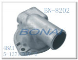 4ba1 Engine Spare Parts Water Outlet Connection for Isuzu (OEM: 5-13713045-0) Aluminium Casting