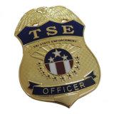 Customized High Quality Hard Enamel Metal Police Badge (XDBGS-317)