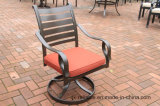 New Garden Furniture Dining Swivel Chair