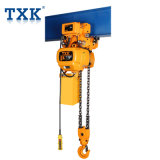 5 Ton 3-Phase Construction Hoist Winch with Electric Trolley