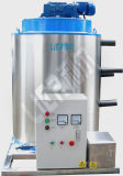 Water Cooling Flake Ice Machine Generator, Flake Ice Drum with Electric Panel Controller...