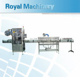 Automatic Beverage Sleeve Labeling Machine