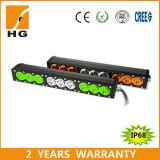 Single Row Doublecolor 30W LED Light Bar