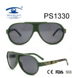 Camouflage Colorful Children Kid Plastic Sunglasses (PS1330)