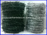 Galvanized and PVC Coated Barbed Wire for Farm Fence