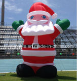 2015 Winter Hot Selling Christmas Santa Claus Inflatable