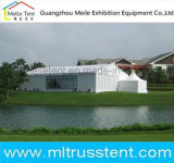 Aluminum Frame Permanent Use ABS Solid Wall Canopy Tent