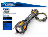 Genuine Rechargeable Flashlight Torch T6LED