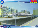 Steel Frame Canopy/Awning Carport Coverd with Plate