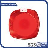 Square Bright Color Customize Plate