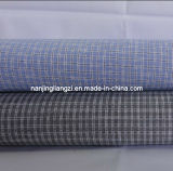 Yarn Dyed Cotton Woven Dobby Check Fabric (LZ6094)