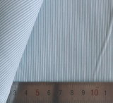 60 Cotton 40 Polyester Stripes Yarn Dyed Shirt Fabric