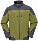 2017 Comfortable Softshell Fishing Jacket From China Supplier