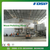 Professional Line Production for Making Biomass Pellets