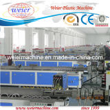 WPC Machinery Sj-65/132 Twin Screw Extruder 200kg/H