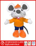Promotional Gift of Plush Mouse Toy for Baby Product