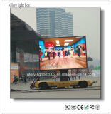 Flexible Moving Outdoor P10 LED Screen Board